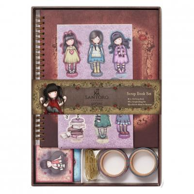 Santoro's Gorjuss Scrapbook Set