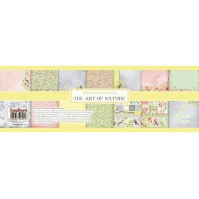 ScrapBerry's The Art of Nature 12x12'' Paper Pack