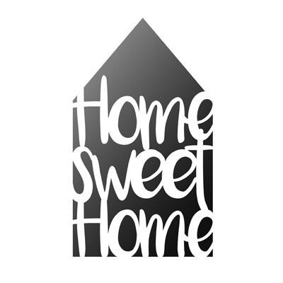 Home Sweet Home - Universelle DIN A4 Schablonen