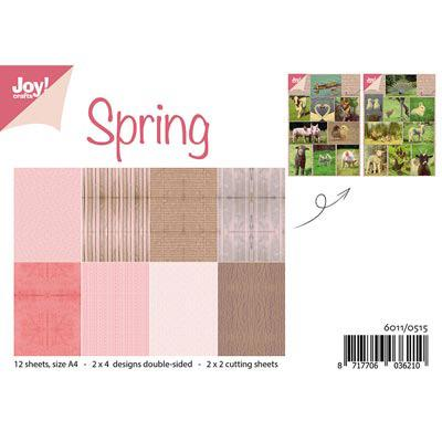 Joy!Crafts Designpapier - Spring
