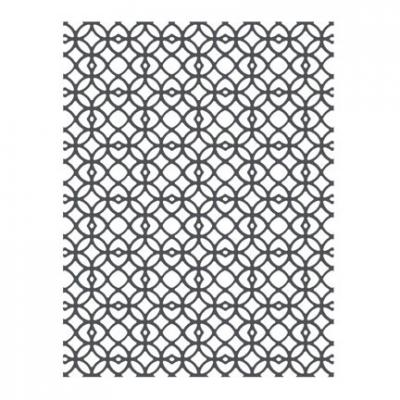 Tim Holtz Embossing Folder Latticework
