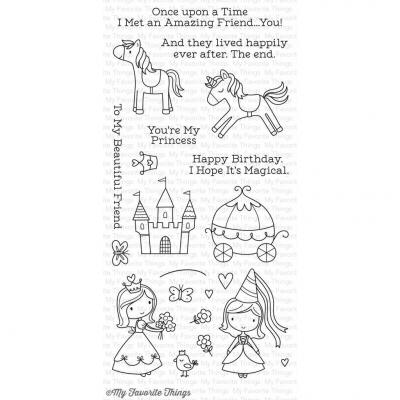 My Favorite Things Clear Stamp Once Upon A Time