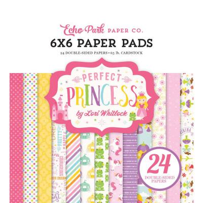 Perfect Princess Paper Pad
