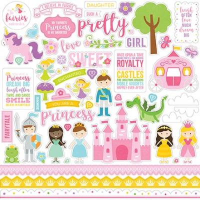 Perfect Princess Sticker