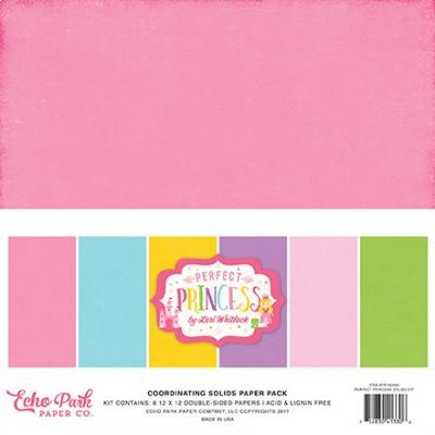 Perfect Princess Cardstock