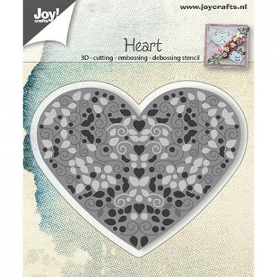 Joy!Crafts Stanzschablone - Herz