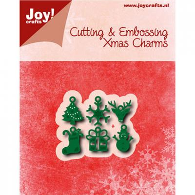 Joy!Crafts Stanzschablonen - Xmas Charms