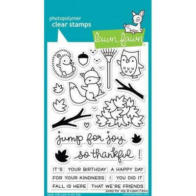 Lawn Fawn Clear Stamps Jump For Joy