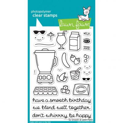 Lawn Fawn Clear Stamps So Smooth