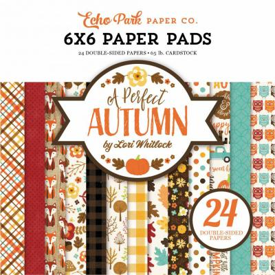 A Perfect Autumn - Paper Pad