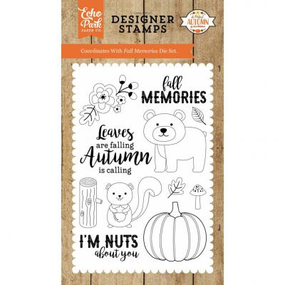 A Perfect Autumn - Fall Memories Stamp