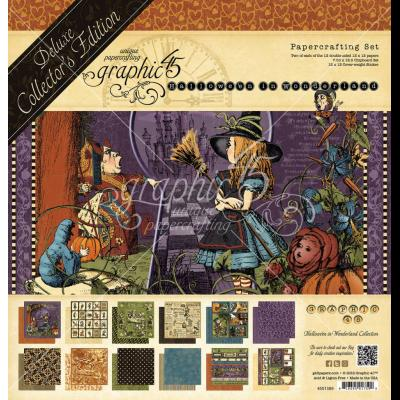 Halloween in Wonderland Deluxe Collectors Edition