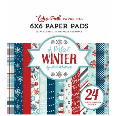A Perfect Winter - Paper Pad 6x6''