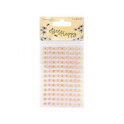 Dovecraft Bee Happy Jewels (117pcs)
