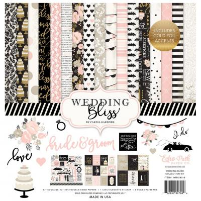 Wedding Bliss - Collection Kit 12x12 inch