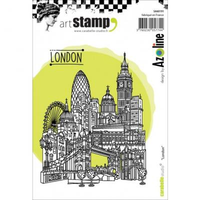 Carabelle stamp A6 london
