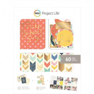 Project life value kit lucky charm