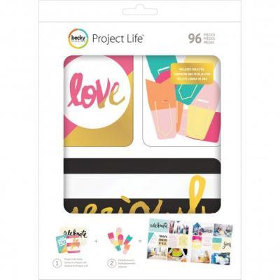 Project life value kit mixmatch