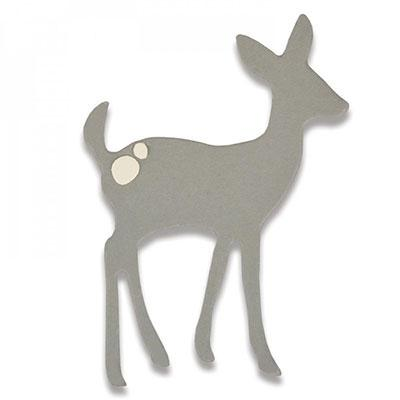 Thinlits Die Set Cute Deer
