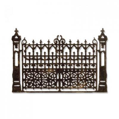 Tim Holtz Thinlits - Gothic Gate