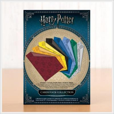 Harry Potter Cardstock Collection Paper Pad A5 250gsm