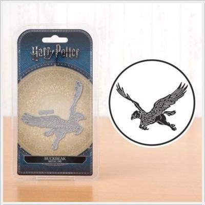 Stanzschablone Harry Potter Buckbeak