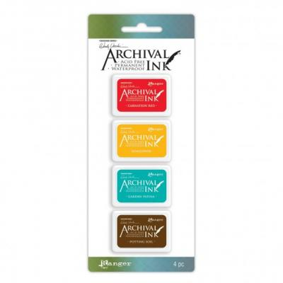 Ranger Wendy Vecchi mini archival ink pad kit 1