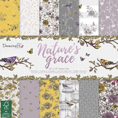 Dovecraft Nature's Grace 12x12 Paper Pack