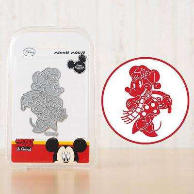 Stanzschablone Mickey Mouse und Freunde Vintage Minnie Mouse