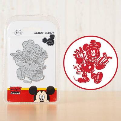 Stanzschablone Mickey Mouse und Freunde Vintage Mickey Mouse