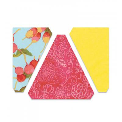 Sizzix Stanzschablone Triangles, Isosceles & Right