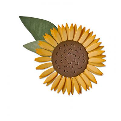 Thinlits Die Sunflower
