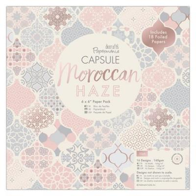 Moroccan Haze 6x6 Inch Paper Pack