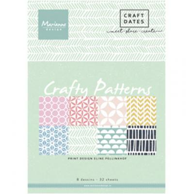 Pretty Papers Bloc: Crafty Patterns