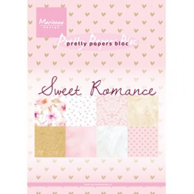 Pretty Papers Bloc: Sweet Romance