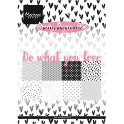 Pretty Papers Bloc: Do what you love