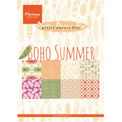 Pretty Papers Bloc: Boho Summer