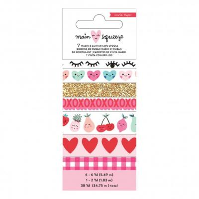 Crate Paper Main Squeeze - Washi Tape