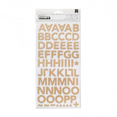 Crate Paper Oasis - Alphabet-Sticker
