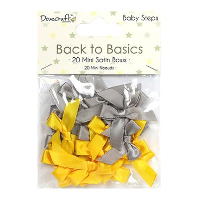 Back to Basics Baby Steps Mini Bows
