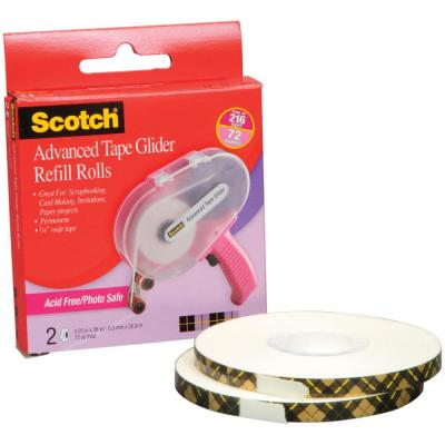 Scotch ATG Advanced Tape Glider Gun Refill Acid Free