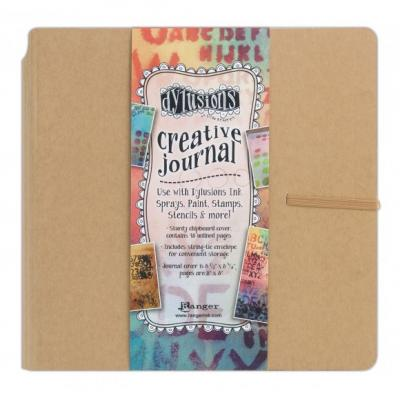 Dyan Reaveley's Dylusions Creative Journal - Square