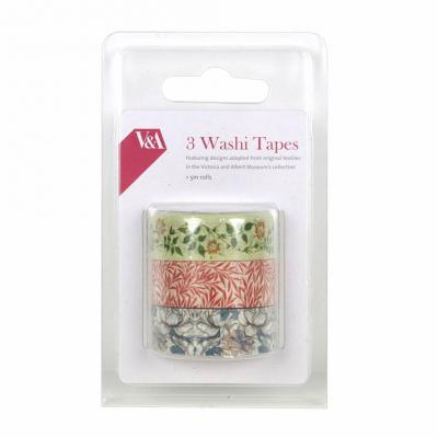 First Edition V&A Washi Tape Set
