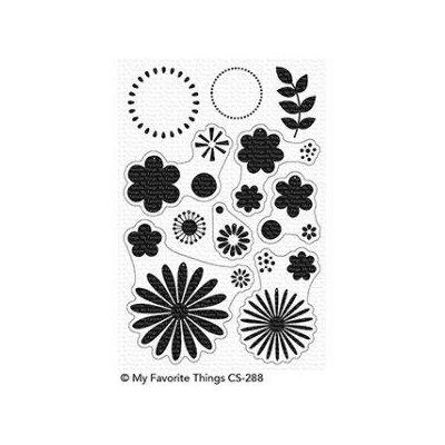 My Favorite Things Clear Stamp Bold Blossoms