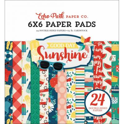 Echo Park Good Day Sunshine - Paper Pad