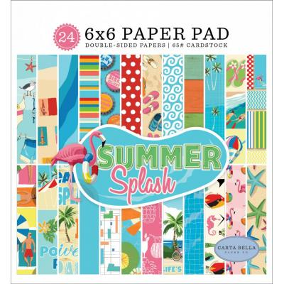 Carta Bella Summer Splash - Paper Pad