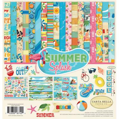 Carta Bella Summer Splash - Collection Kit