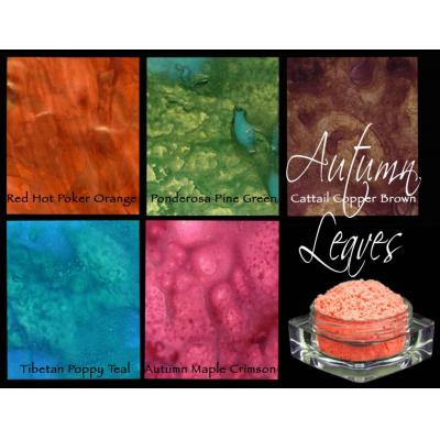 Lindy's Stamp Gang Magical Set Autumn Leaves