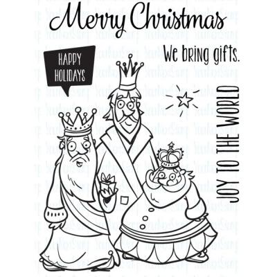 Your Next Stamp Very Merry Wise Men