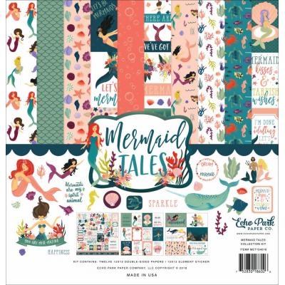 Echo Park Mermaid Tales - Collection Kit